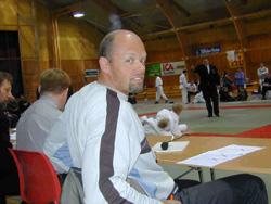 Egil er speaker TM 2001