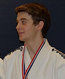 Gull i U21-73 kg til Jørgen Ruiz Garcia.