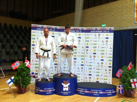 +100: Gull til Sebastian Fagerhill, Sverige, og sølv til Egil Kvåle.