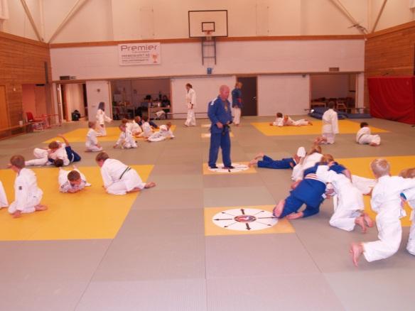 Hallen egner seg til mange typer aktiviteter, ikke bare judo.