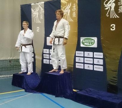 U21 +90 kg: Gull til Henrik Reitan og sølv til Ole Kallerud, Ippon JK.