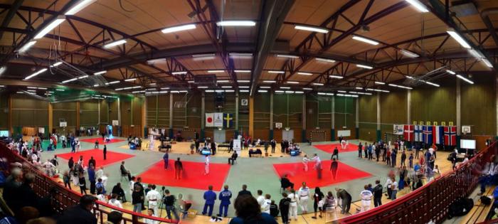 SWOP for U18 og U21 ble arrangert i Torvalla, Stockholm.