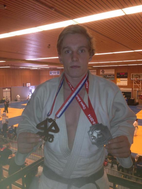 Suksess i Nederland: Gull i Drentse Open og sølv i Alkmaar Open.