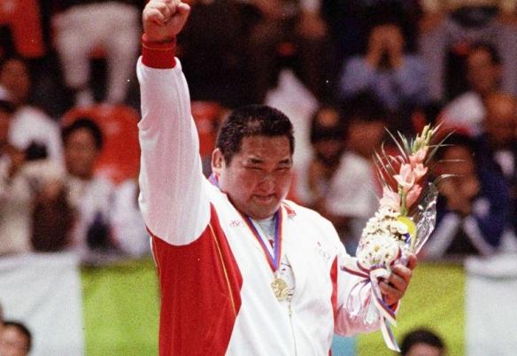 Hitoshi Saito. Foto: 100 PERCENT JUDO