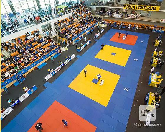 Europacup U21 i Coimbra, Portugal.