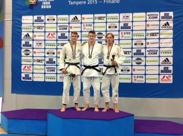 -100 kg, Otto Imala (EST), gull, Emil Mattsson (SWE) sølv og Henrik Reitan, bronse.