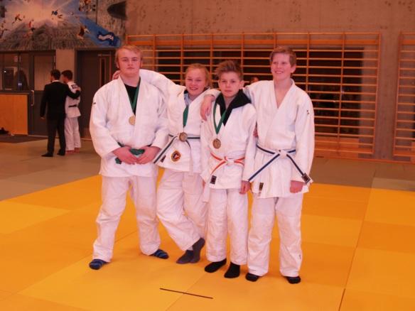 Gode resultater for LJKs deltakere i U15 og U18.