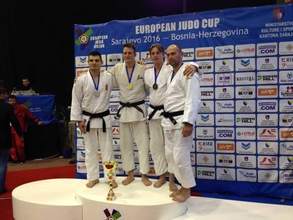 -100 kg. Bronse til Henrik Reitan. Gull til Emil Mattsson (SWE), sølv til Renato Omboli (HUN) og bronse til Igor Spasojevic (SLO)