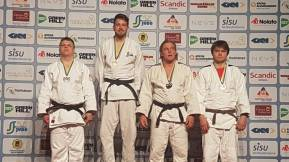 Nordisk Henrik Reitan 3 plass